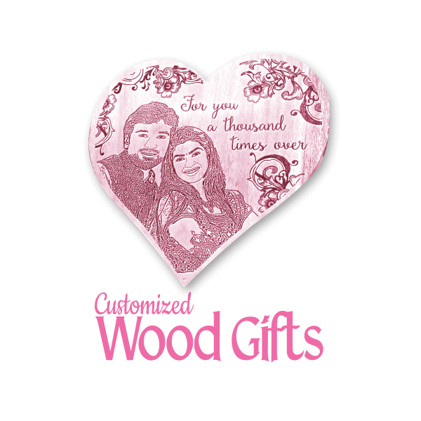 Customized Wood Gifts